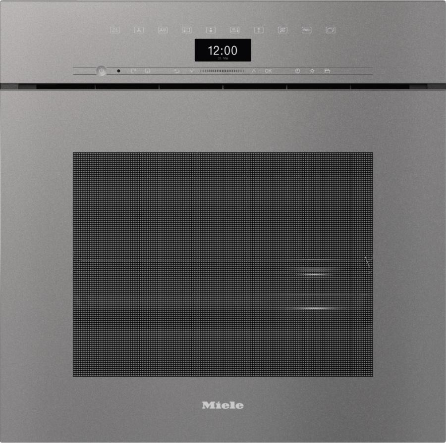 Комби-пароварка DGC7460X  GRGR графитовый серый