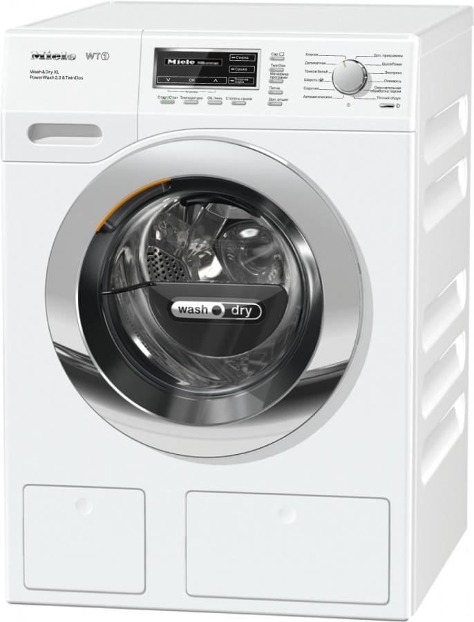 Стирально-сушильная машина WTZH130WPM серии WT1