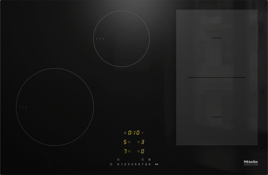 Панель конфорок KM7414 FX встр. заподлицо
