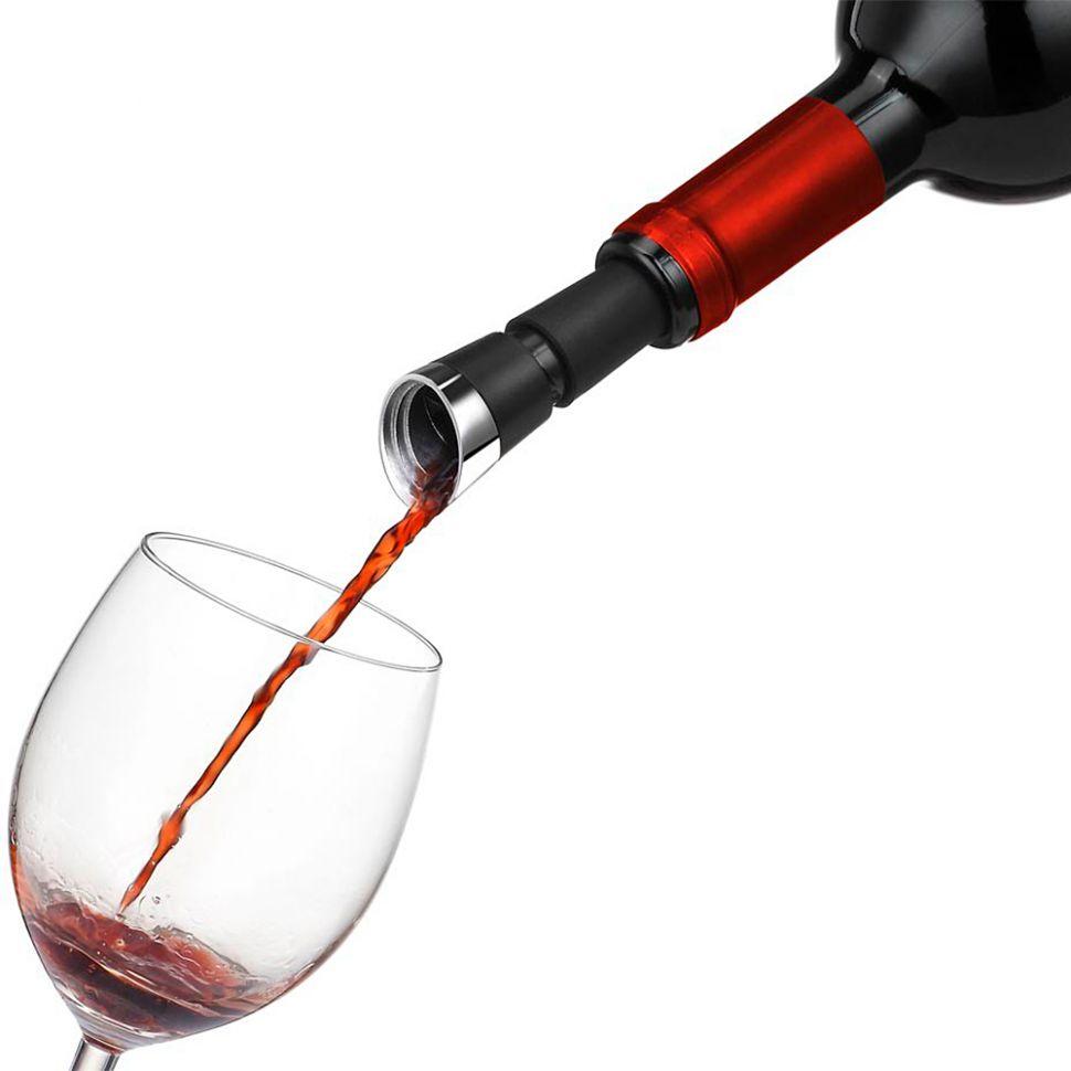 Аэратор для красного вина WA163