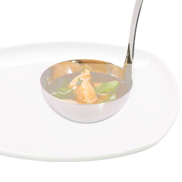 Половник для супа 30 см PROFI PLUS