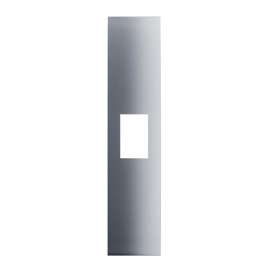 Фронтальная панель KFP1240 ss сталь