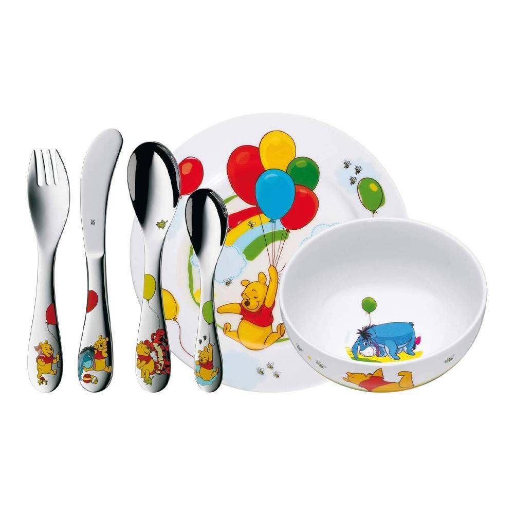 Детский набор 6 предметов WINNIE THE POOH, KINDERARTIKEL
