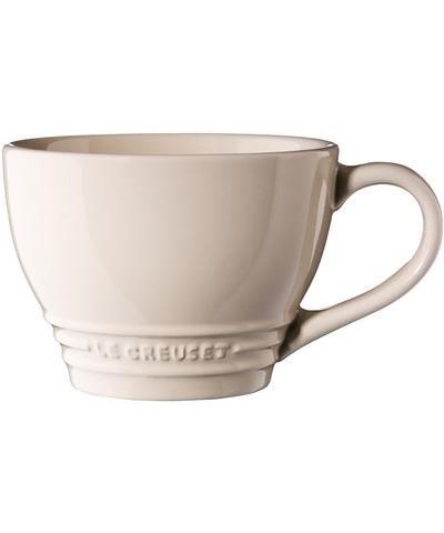 Большая чашка для капучино 400 мл