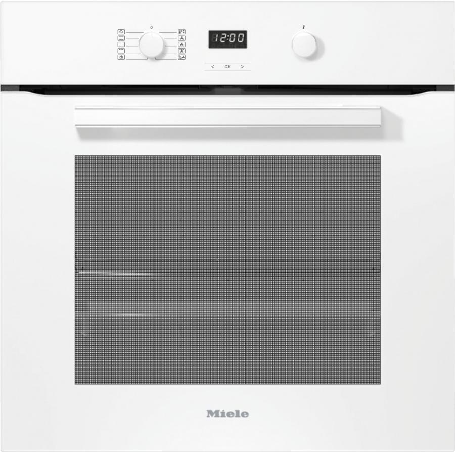 Духовой шкаф H2860BP BRWS бриллиантовый белый