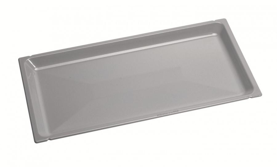 Противень универсальный HUBB90 серый