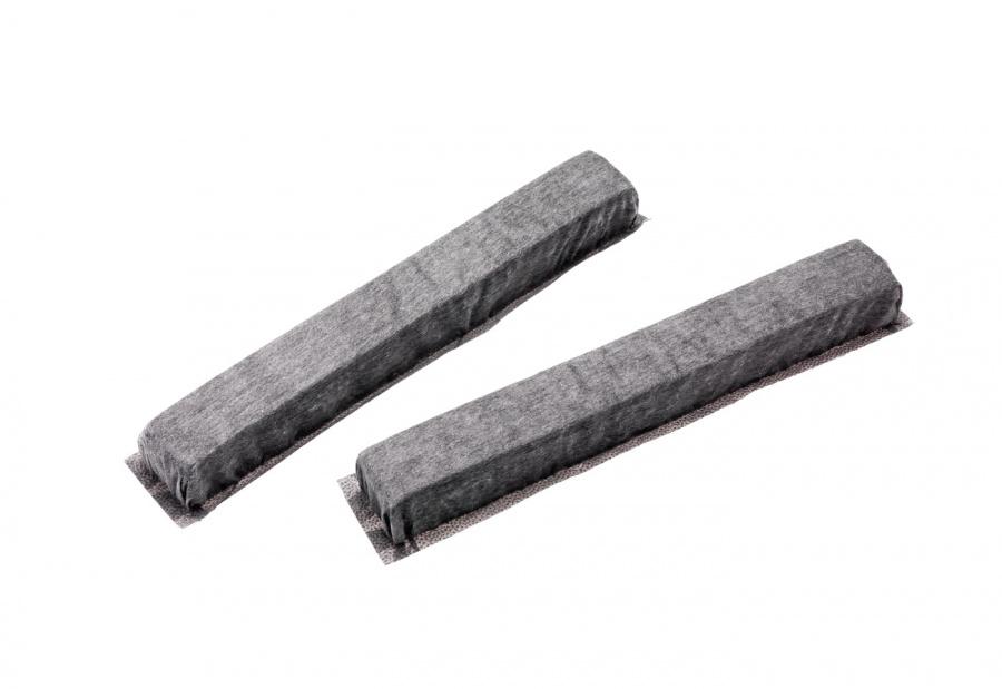 Угольные фильтры (2 шт.) (Active AirClean) с корпусом для холодильников