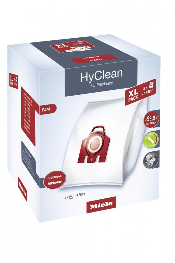 Комплект мешков пылесбор. XL FJM HyClean 3D