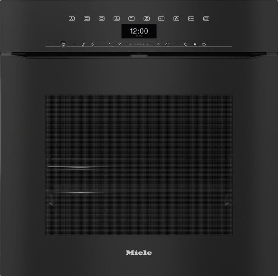 Духовой шкаф H7464BPX OBSW чёрный обсидиан