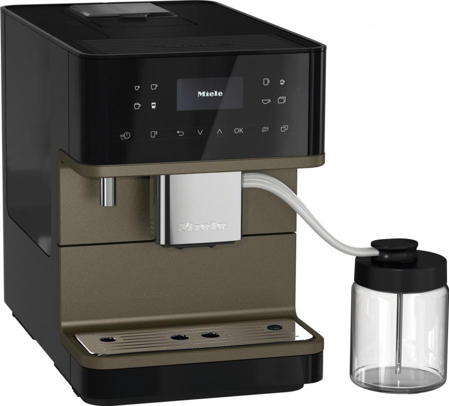 Кофемашина CM6360 чёрная бронза OBBP