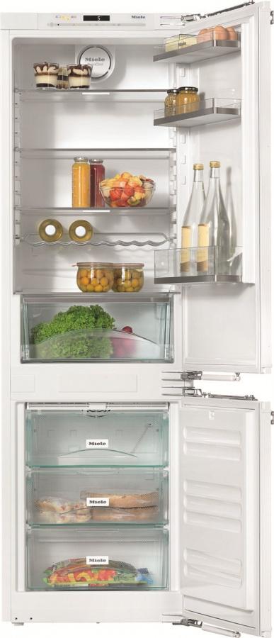 Холодильно-морозильная комбинация KFNS37432iD