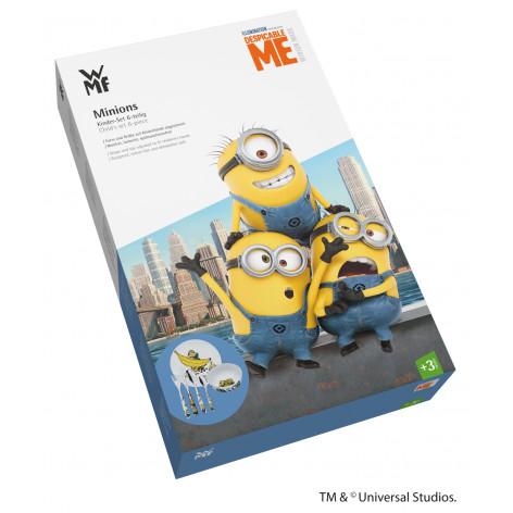 Детский набор 6 предметов Minions