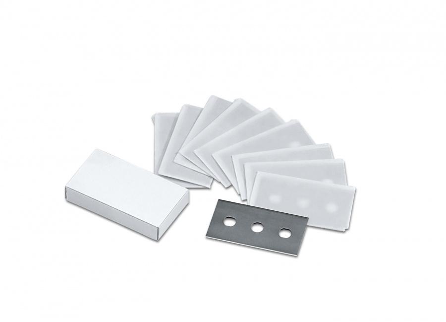 Лезвие для Скребка для очистки стеклокерамики/ 10 штук