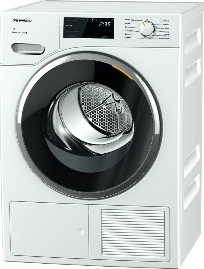 Сушильная машина TWF640WP White Edition