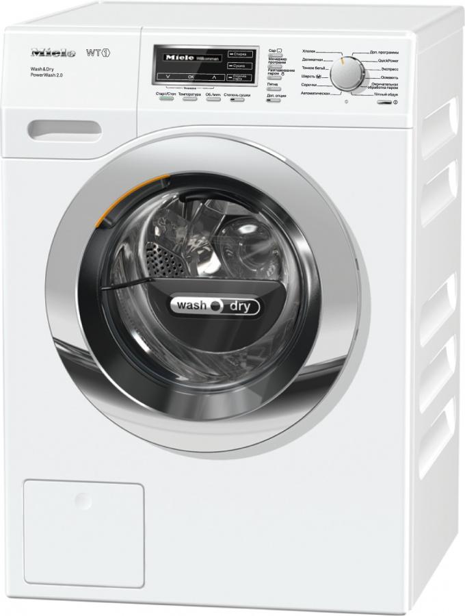 Стирально-сушильная машина WTF130WPM серии WT1