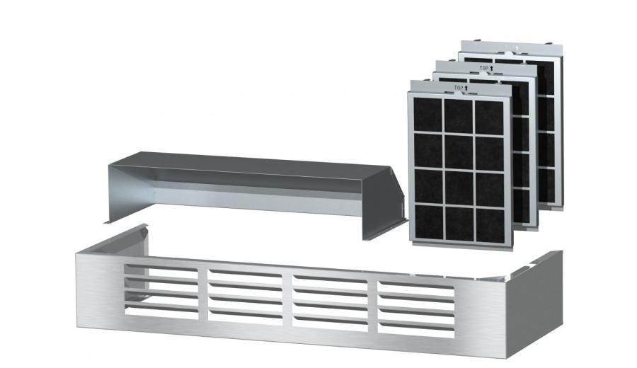 Комплект для переоборудования в режим рециркуляции вытяжек Range DRUU36