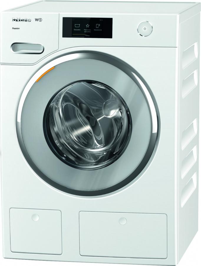Стиральная машина WWV980WPS White Edition