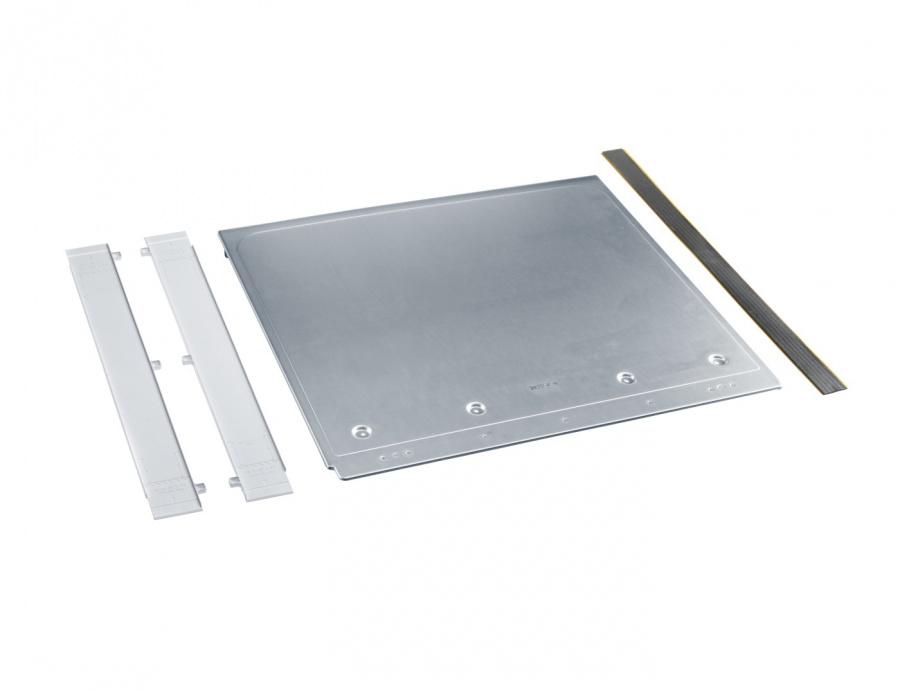 Монтажный комплект для установки под столешницу для стиральных машин W1 ChromeEdition и W1 Classic с прямой панелью управления