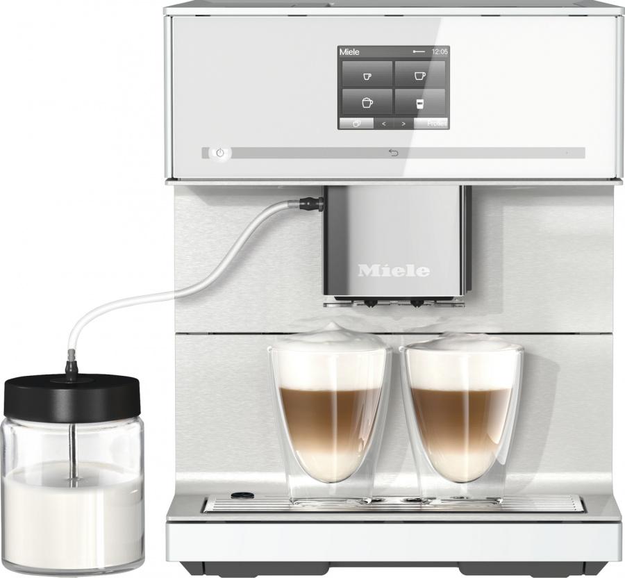 Кофемашина CM7350 BRWS бриллиантовый белый
