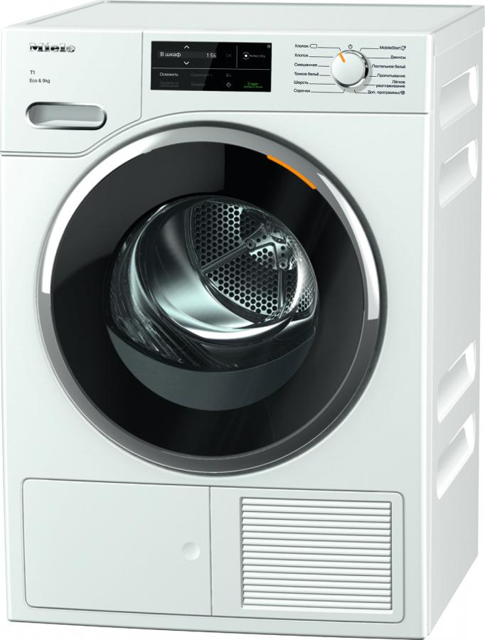 Cушильная машина TWJ660WP White Edition